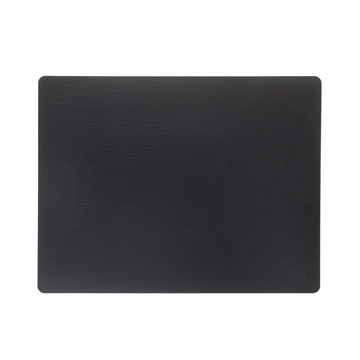 Lind DNA Table Mat Square - Bull Black