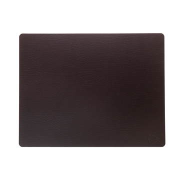 Lind DNA Table Mat Square - Bull Brown