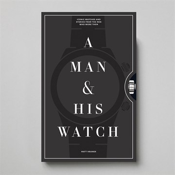 New Mags bog A man and his watch forfra