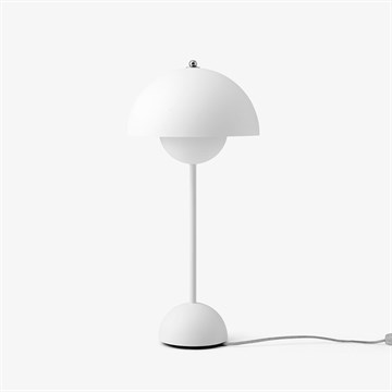 Verner Panton Flowerpot VP3 bordlampe fra Andtradition