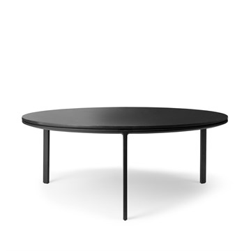 Vipp425 Sofabord Coffee Table Ø90 Black Marble