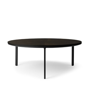Vipp425 Sofabord Coffee Table Ø90 Røget Eg