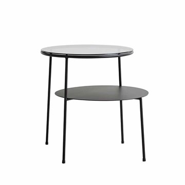 Woud Duo Side Table forfra
