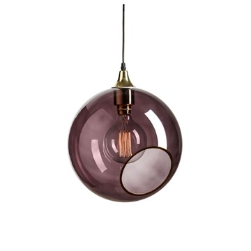 Ballroom lampe XL purple fra Design By Us