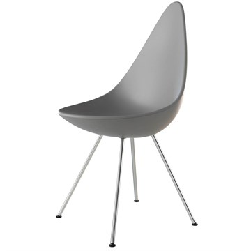 Arne Jacobsen Dråben Nine Grey