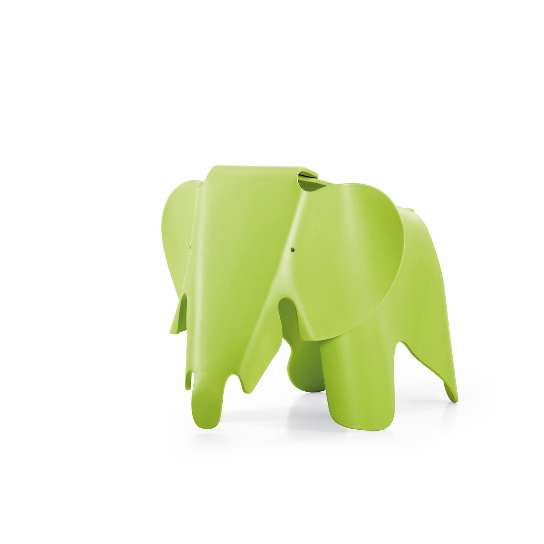 vitra eames elefant i lime k b leget jselefanten. Black Bedroom Furniture Sets. Home Design Ideas