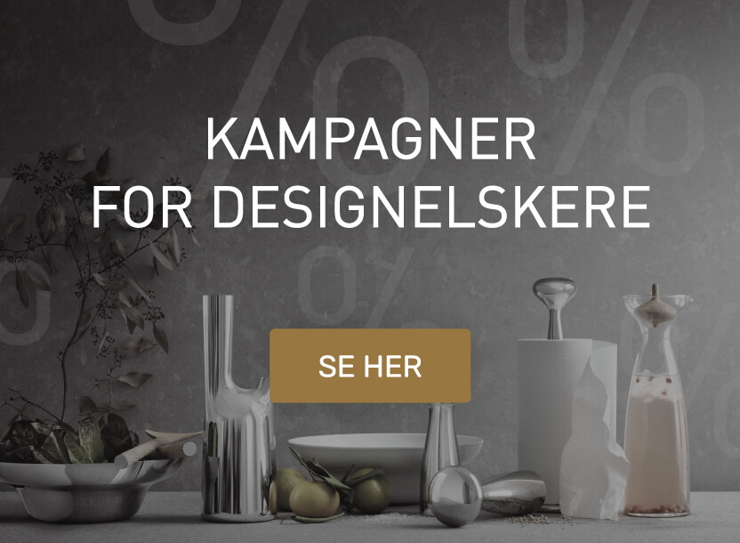 Kampagner for design-elskere