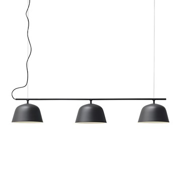 Muuto Ambit Rail Loftlampe - Sort