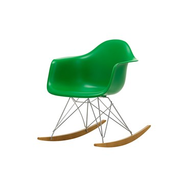 Eames RAR gyngestol - Green