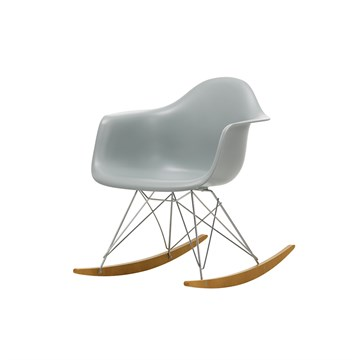Eames RAR gyngestol - Light Grey