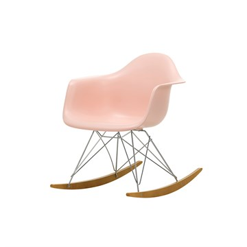 Eames RAR gyngestol - Pale Rose