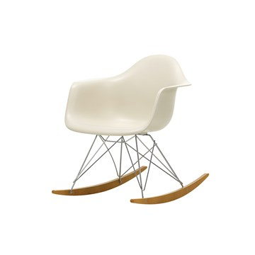 Eames RAR gyngestol - Pebble